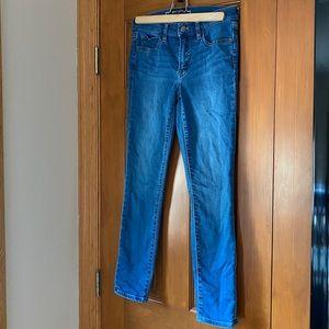 Like New! J Crew - Skinny Jeans
